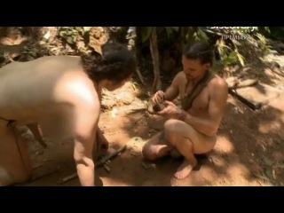Выжить голыми на острове без цензуры, анал у врачей порно